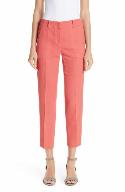 Emporio Armani Straight Ankle Pants by EMPORIO ARMANI