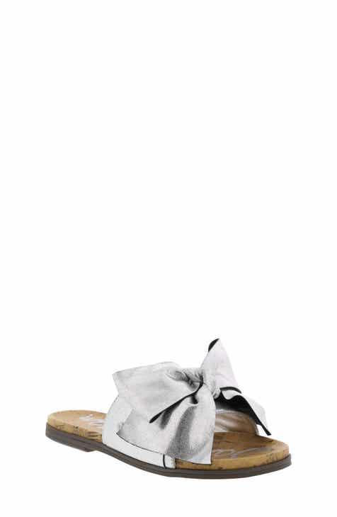 489c7a367fdb3 Sam Edelman Gigi Bow Slide Sandal (Toddler