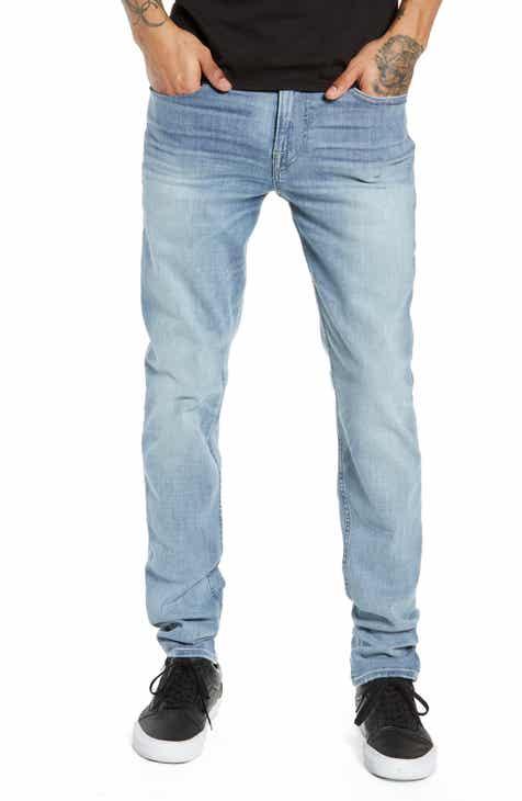 Hudson Jeans Axl Skinny Jeans (Rosewel) 3731dea92e