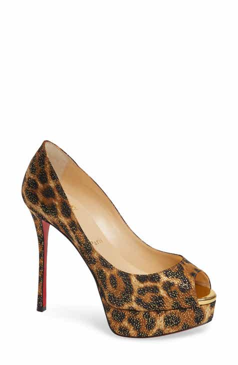 24a928d71da3 Women s Christian Louboutin Designer Shoes  Heels   Pumps