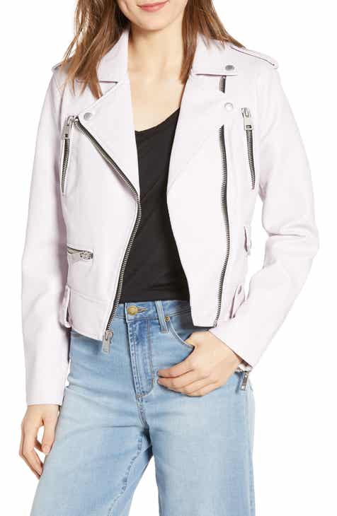 f92f9e9a63a03 Women s Leather   Faux Leather Coats   Jackets