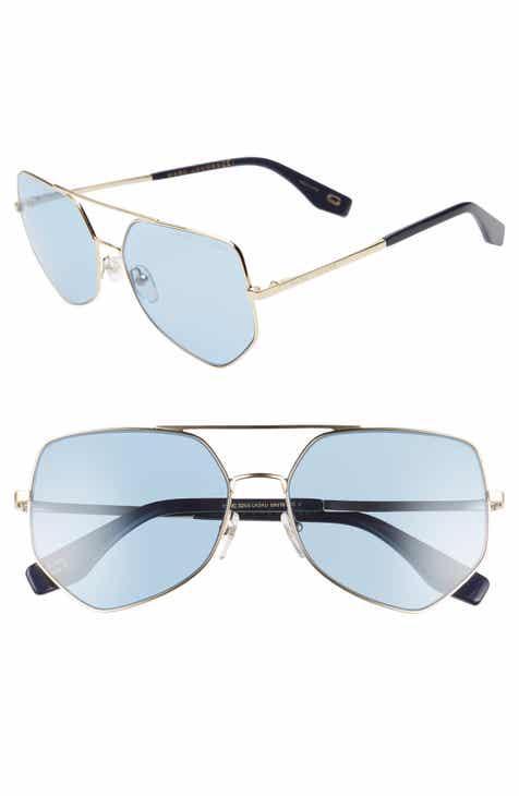 e93fdc708c237 MARC JACOBS 59mm Navigator Sunglasses