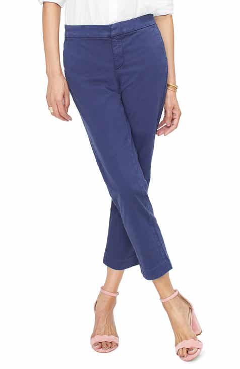 ba76e8bd0c2 NYDJ Everyday Cropped Trouser Pants