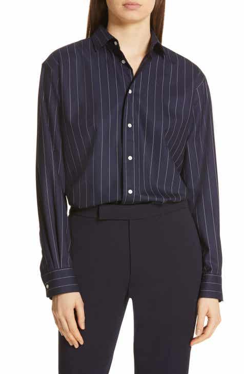 8b38643db85f8 Polo Ralph Lauren Pinstripe Shirt