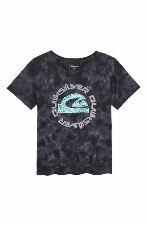 e00b736e4892 Quiksilver Logo T-Shirt (Toddler Boys   Little Boys)