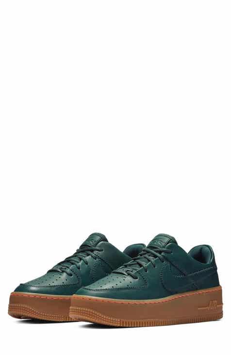 brand new 327d8 917c5 Nike Air Force 1 Sage Low LX Sneaker (Women)