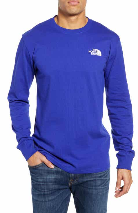 d830f038ffd17f The North Face Red Box Long Sleeve T-Shirt