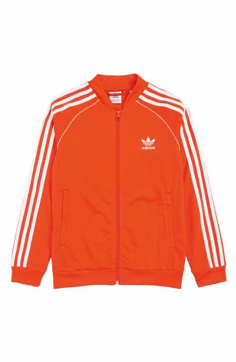 adidas Originals Superstar Track Jacket (Big Boys) 25114f21d2