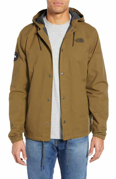 ebf476a8e43fb The North Face Maclure Utility Hooded Jacket