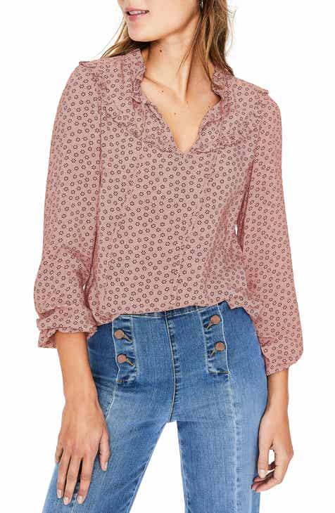 0ae964b23eef Boden Betsy Floral Print Blouse