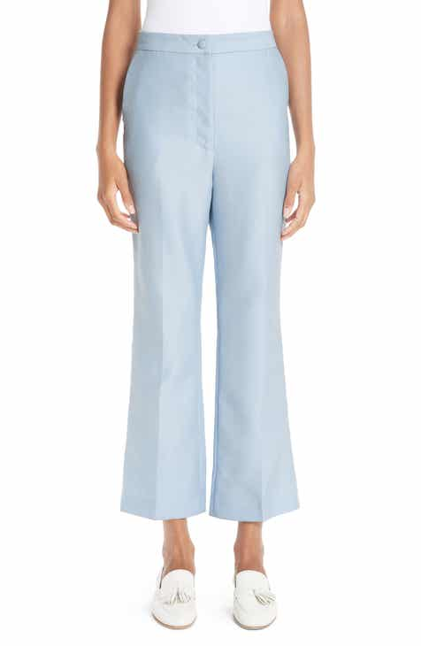 Partow High Waist Crop Flare Pants by PARTOW