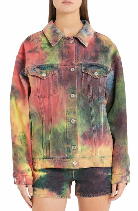 MSGM Dream Tie Dye Jacket by MSGM
