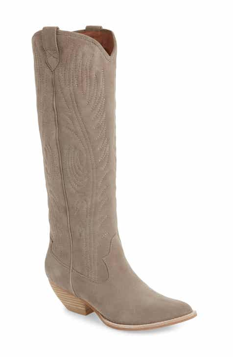 2eec8eb9510e Jeffrey Campbell Calvera Knee-High Boot (Women)