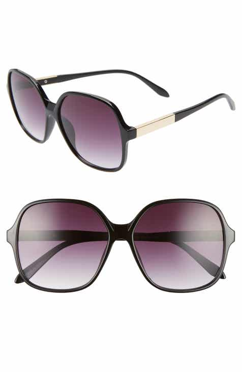 BP. 59mm Metal Detail Square Sunglasses - Weekend Sale