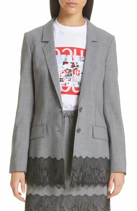 HUGO Anaja Suit Jacket by HUGO HUGO BOSS