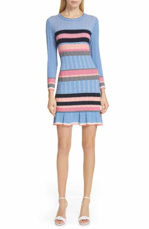 01f8a1292db Tanya Taylor Beta Long Sleeve Sweater Dress