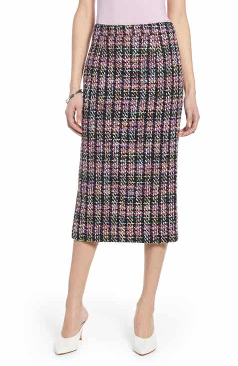 e50a79e5053 Halogen® Tweed Pencil Skirt