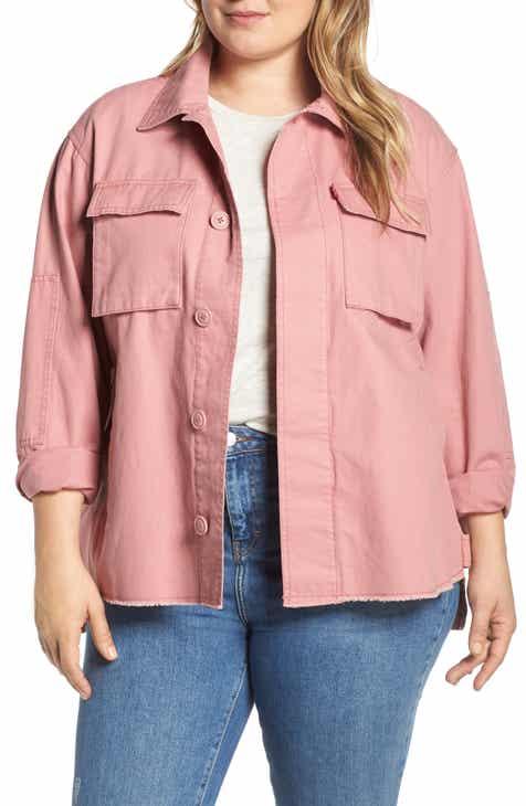 e2242b28915 Women s Levi s® Plus-Size Coats   Jackets