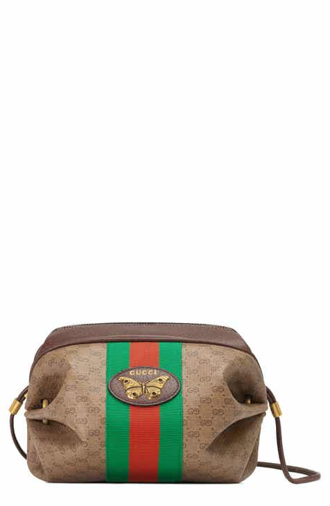 97aaa91e70 Gucci New Candy GG Supreme Canvas Mini Crossbody Bag