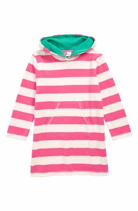 7d900de93a1 Mini Boden Stripey Towelling Beach Dress (Toddler Girls