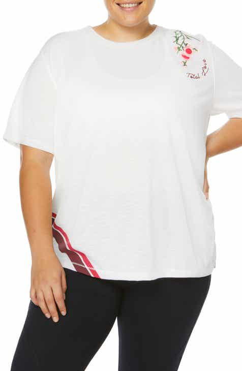 be429f705bf SHAPE Activewear Captivate Tee (Plus Size)