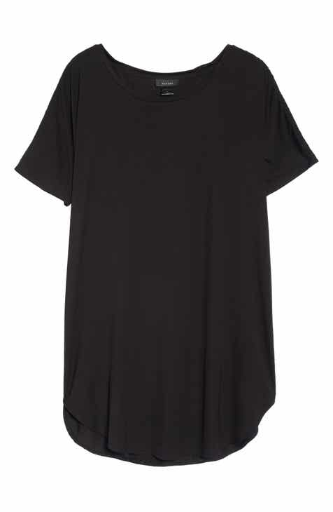Natori Feathers Essential Sleep Shirt by NATORI