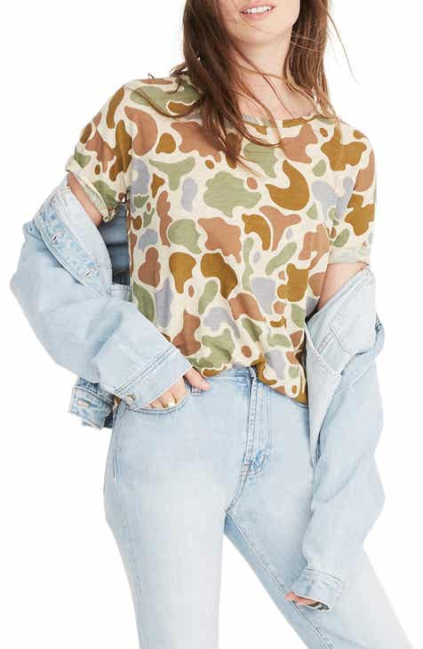 ea300671c268b9 Madewell Women s T-Shirts Clothing   Accessories
