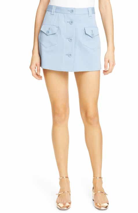 289c7418ea Women's Blue Skirts | Nordstrom
