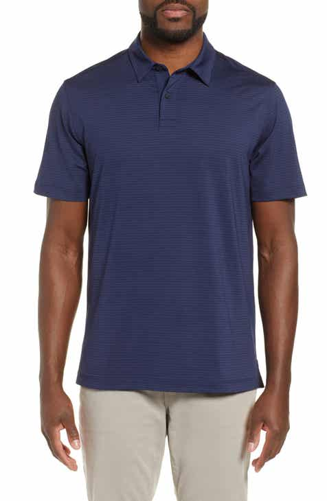 62e2d393 Nordstrom Men's Shop Regular Fit Stripe Performance Polo