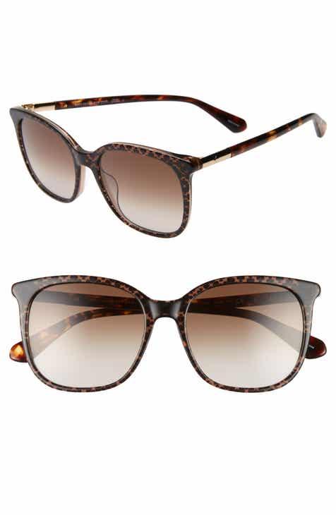 6e40bb707d kate spade new york caylin 54mm gradient square sunglasses