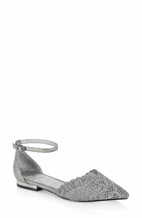 8652a55e6 Adrianna Papell Trala Ankle Strap Flat (Women)