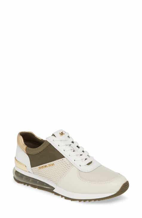 4fbe93cd0dbf MICHAEL Michael Kors Allie Extreme Trainer Sneaker (Women)