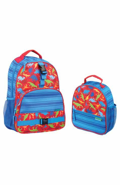 b801022fb32 Stephen Joseph Dino Backpack   Lunchbox (Kids)