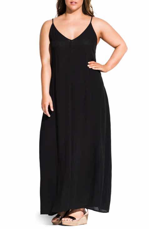 004cb23ec19 City Chic Summer Love Maxi Dress (Plus Size)