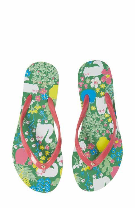 09d1f03b0 kate spade new york natal flip flops (Women)