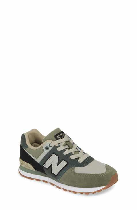 cf57942d43b New Balance 574 Serpent Luxe Sneaker (Baby
