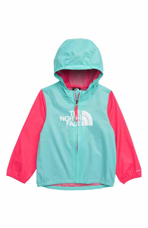 e66636e7251b The North Face Flurry Hooded Windbreaker (Baby)