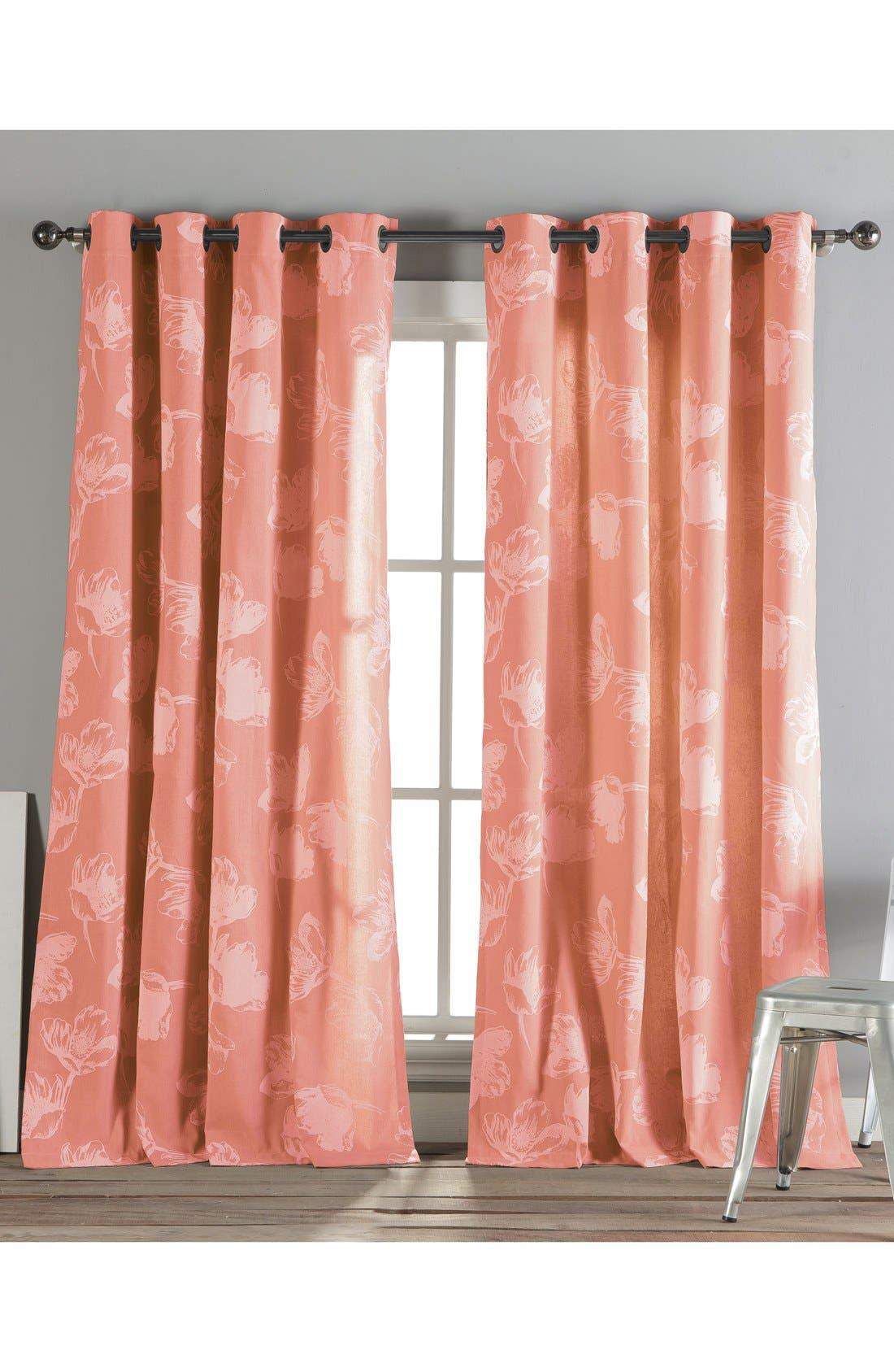 kensie 'Aster' Window Panels