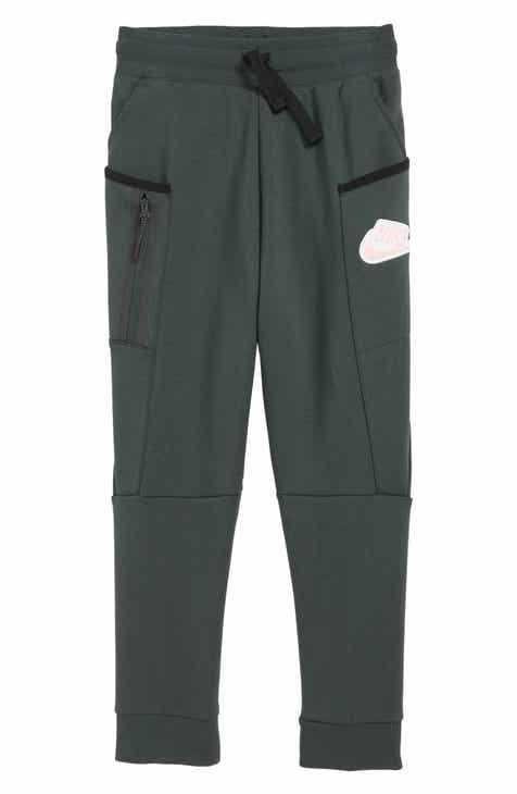e2ab45b7c854 Nike Sportswear Tech Fleece Pants (Little Boys   Big Boys)