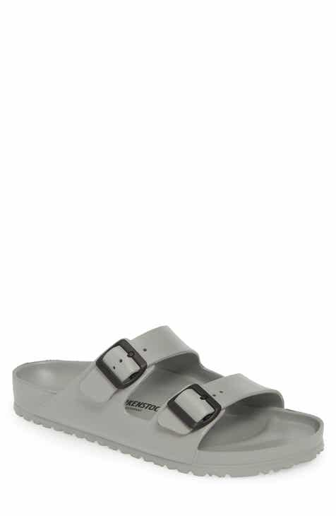 Birkenstock Essentials Arizona EVA Waterproof Slide Sandal (Men) d0537673fdb