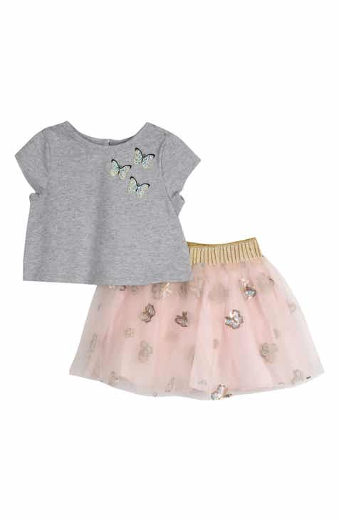 c6968993b5628 Pippa   Julie Sequin Butterfly Top   Tulle Skirt Set (Baby)