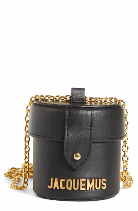 427610122fdd Jacquemus Le Vanity Leather Bag