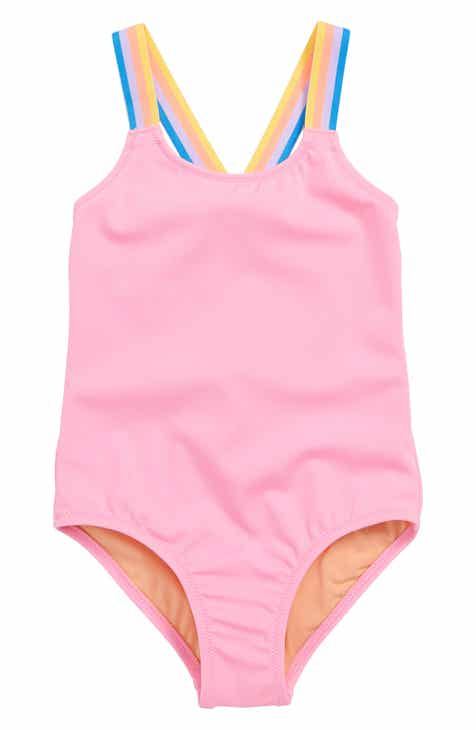 4ac0ec8875 crewcuts by J.Crew One-Piece Swimsuit (Toddler Girls