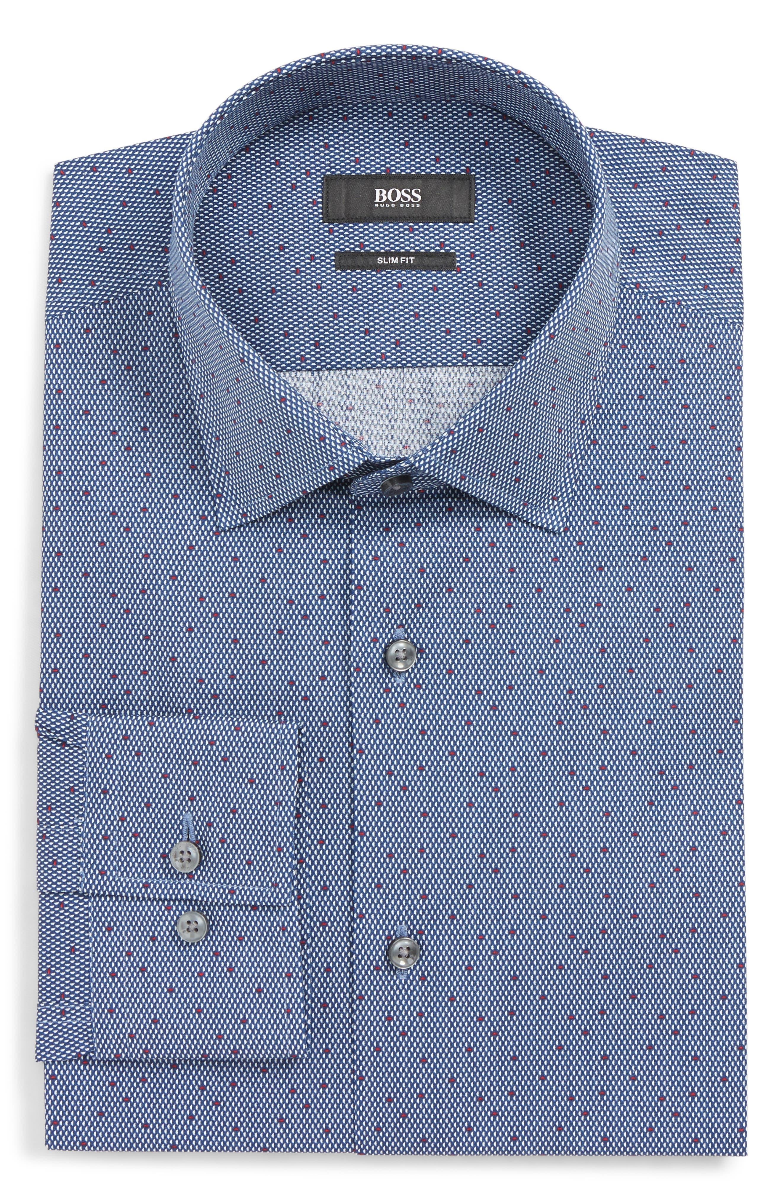 308458dff Men's BOSS Dress Shirts | Nordstrom