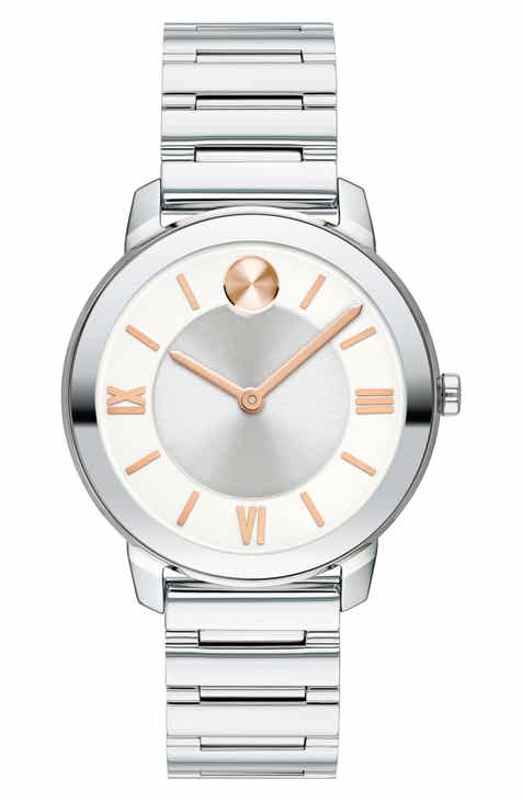 d81926900 Two-Tone Movado Watches for Women | Nordstrom