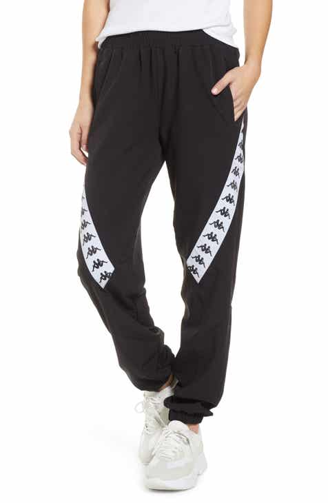 Kappa Logo Tape Joggers by KAPPA ACTIVE