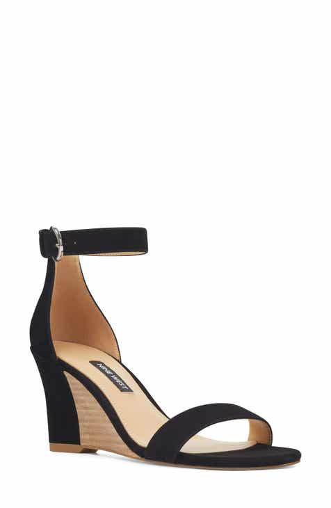 ffa9a79135e Nine West Sloane Ankle Strap Sandal (Women)