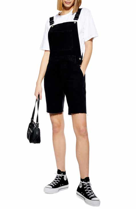 Topshop Cycle Dungaree Overalls by TOPSHOP