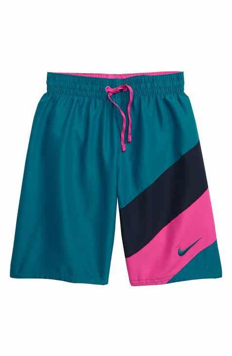 f05d05280ec57d Nike Signal Swim Trunks (Big Boys)