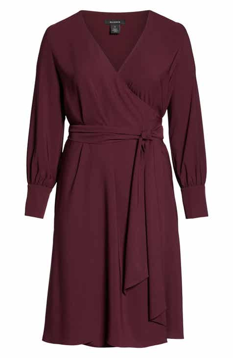 Long Sleeve Plus-Size Dresses | Nordstrom